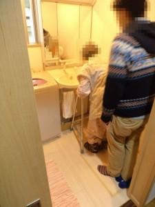 浴室・洗面所改修工事