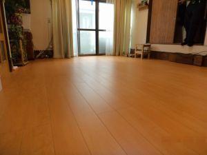 床材の変更