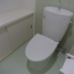マンショントイレ改修