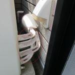 エアコン隠蔽配管