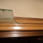 室内建具ドア硝子交換