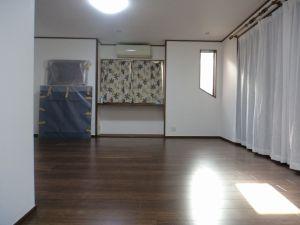 居室内装リフォーム