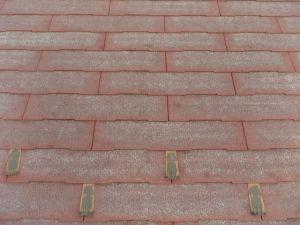 屋根塗装 高圧洗浄後