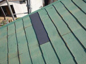 屋根材修繕
