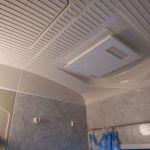 浴室暖房乾燥換気扇